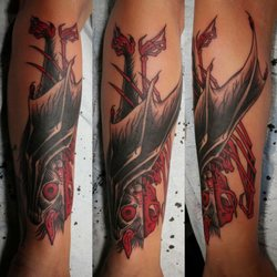 Black Atlas Tattoo - 10 Photos - Tattoo - 634 S Mason St, Fort ...