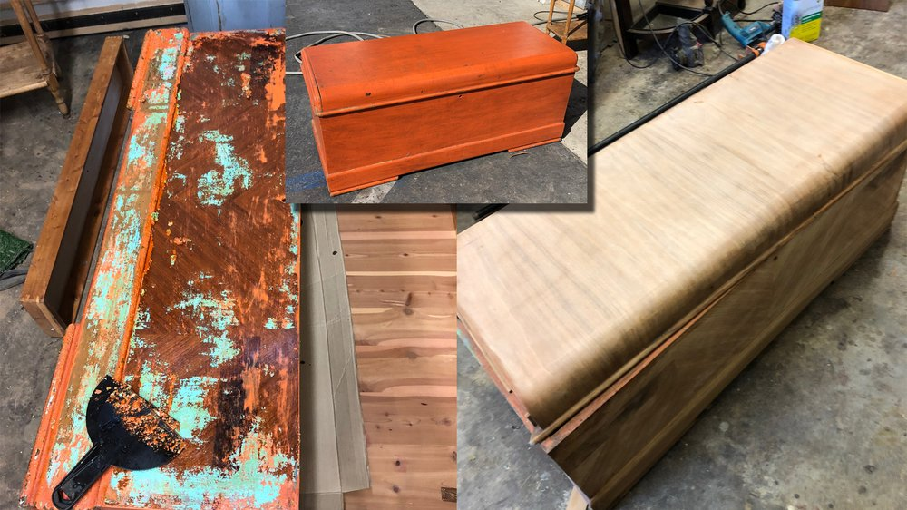 Furniture Restore & More: 5595 Magnatron Blvd, San Diego, CA