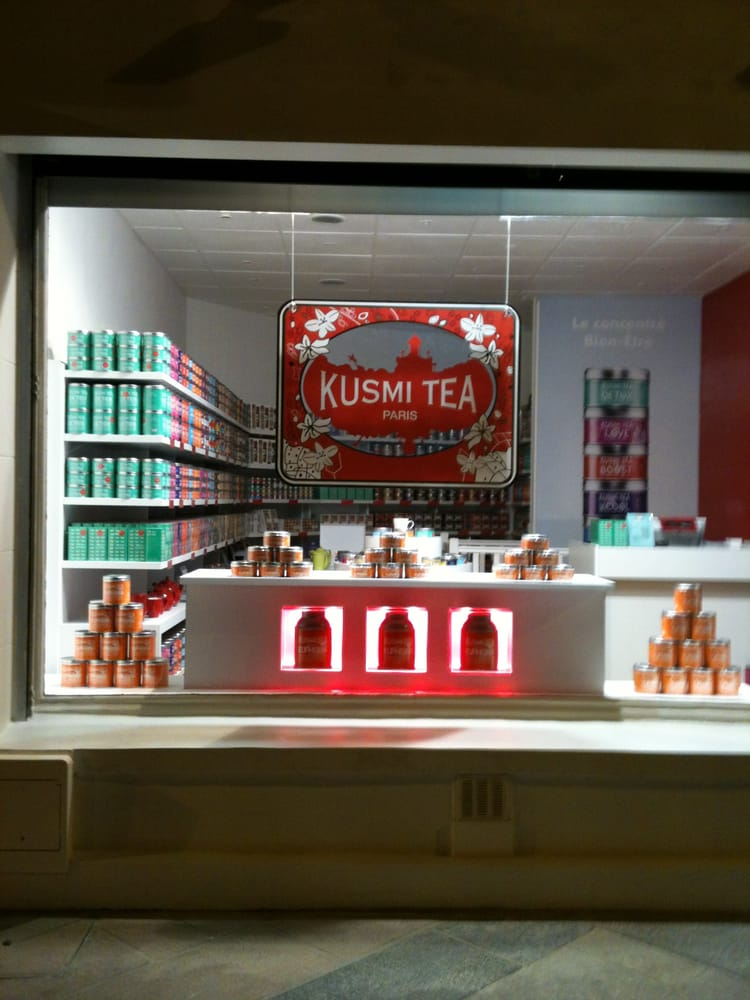 Kusmi Tea - Deauville - Coffee   Tea - 76 ter rue Eugène Colas, Deauville,  Calvados, France - Phone Number - Yelp 05b8a4222332