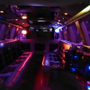 Red Carpet Limo Photography Backdrop