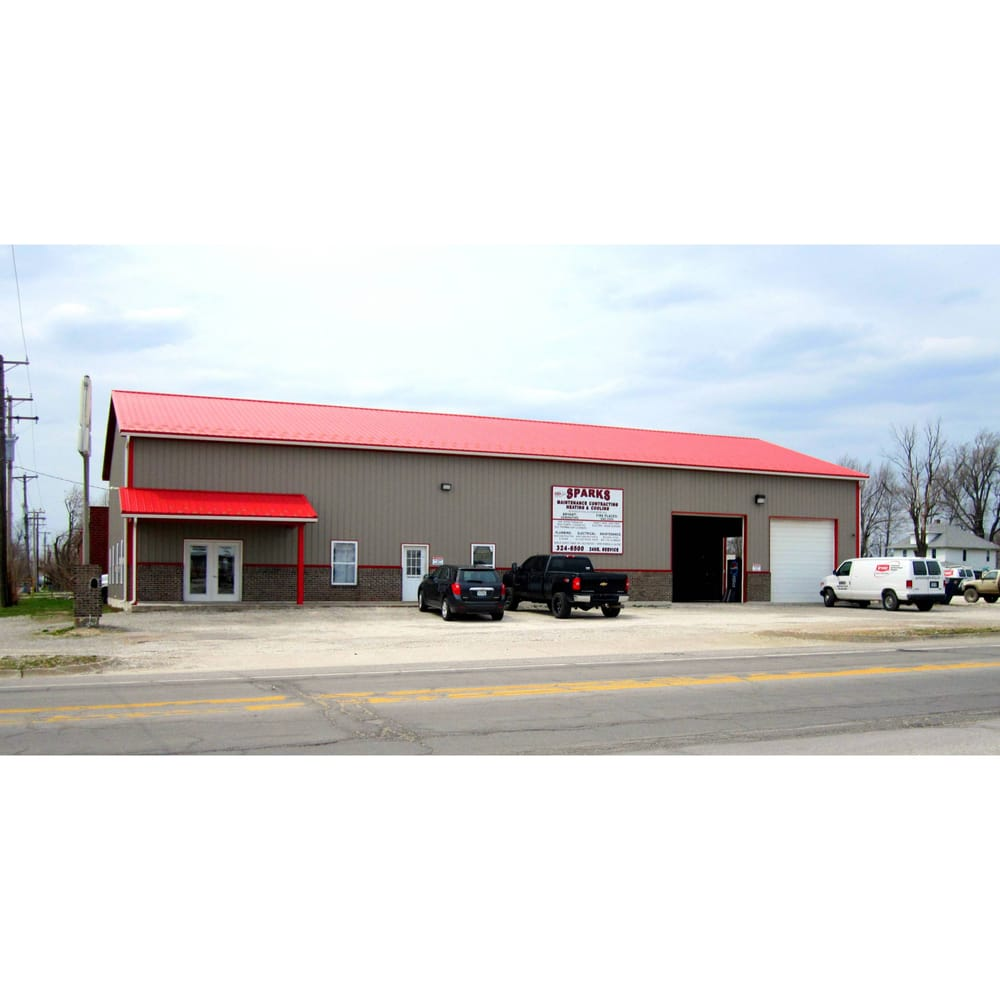 Sparks Heating & Cooling: 106 N Business Hwy 61, Bowling Green, MO