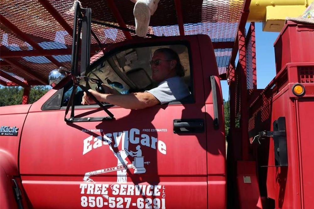 Easy Care Tree Service: 1350 Cypress Ave, Chipley, FL