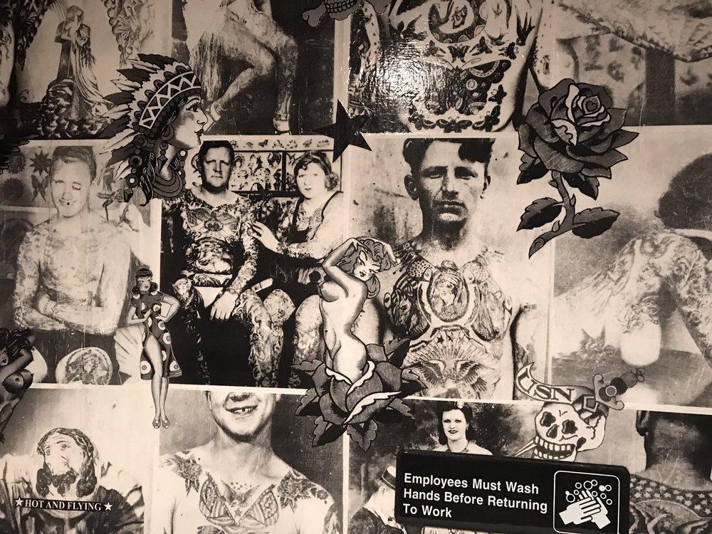 Lola's Tattoo Shop: 117 E Main St, Bogota, NJ