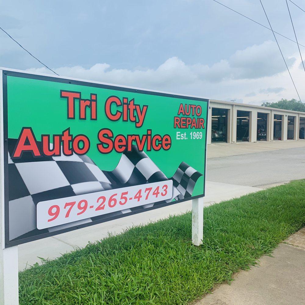 Tri-City Auto Service: 620 Willow Dr, Lake Jackson, TX