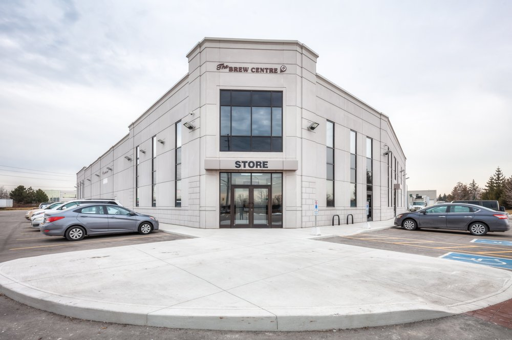 The Brew Centre