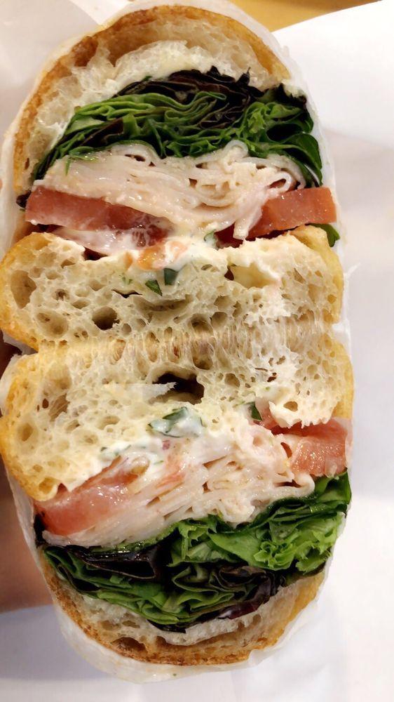 Sandwich House: 17 Ann St, New York, NY