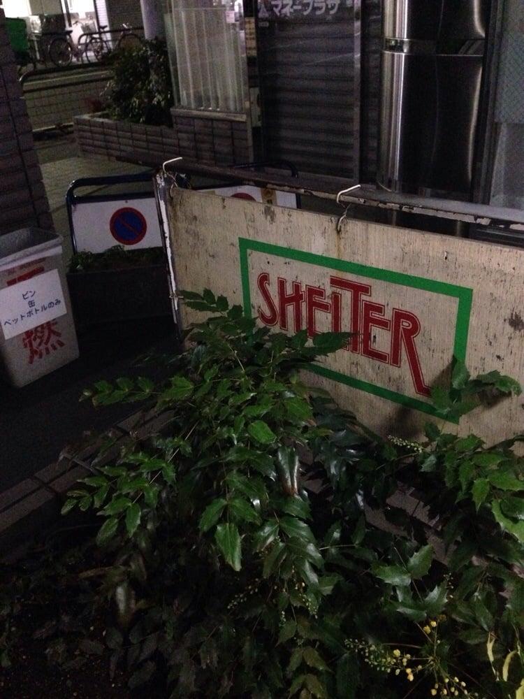Shimokitazawa shelter