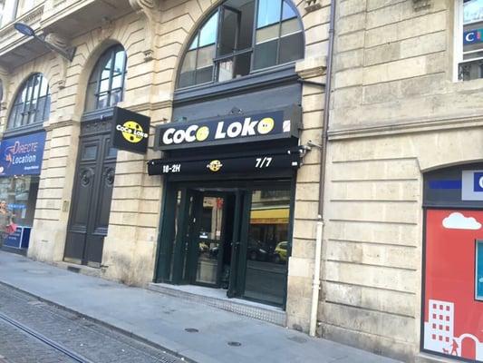 coco loko gay bars 3 rue duffour dubergier h tel de ville quinconces bordeaux france. Black Bedroom Furniture Sets. Home Design Ideas