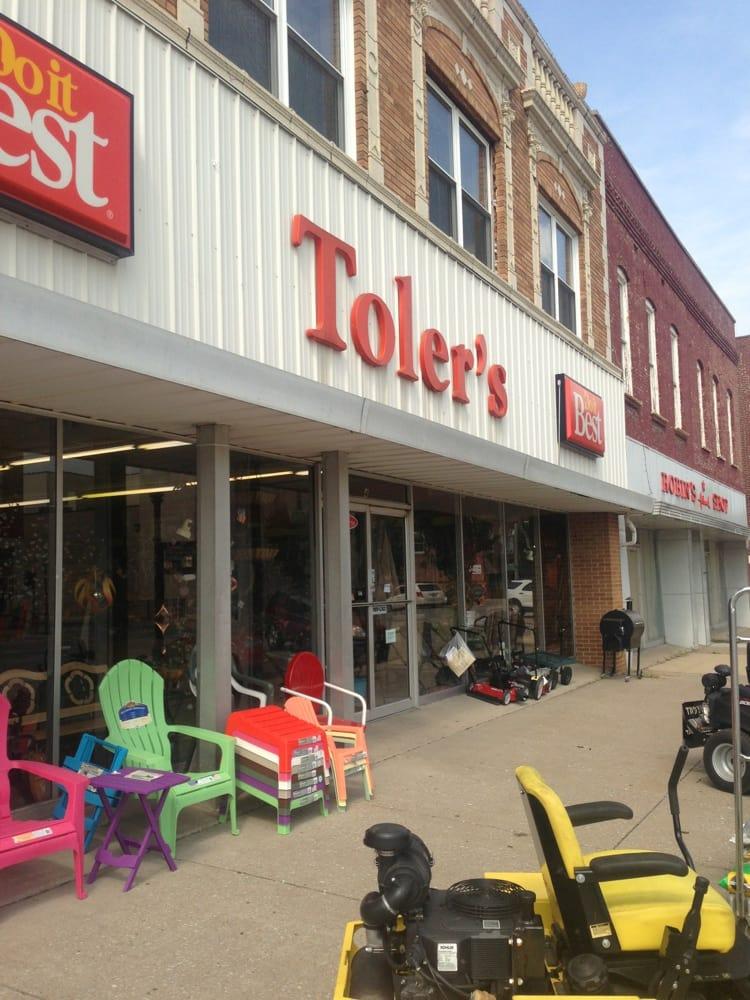Toler's Do It Best: 4 E Main St, Du Quoin, IL