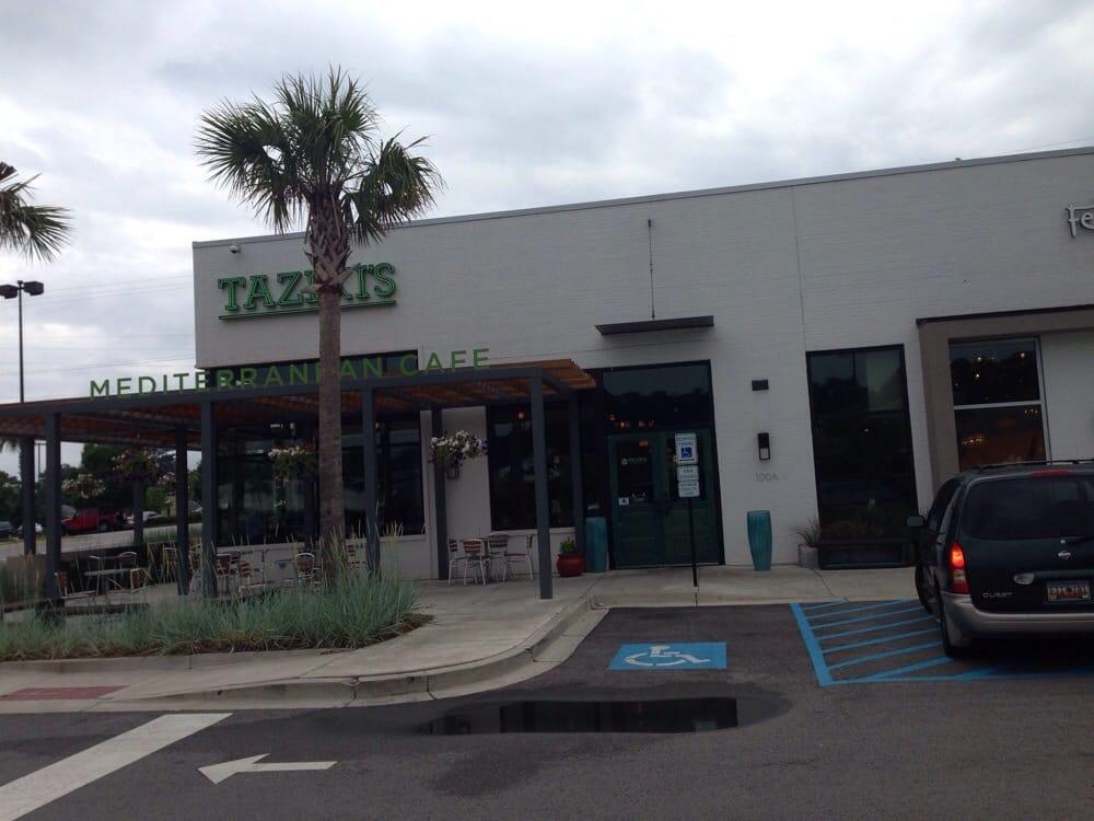 Taziki S Mediterranean Cafe Columbia Sc