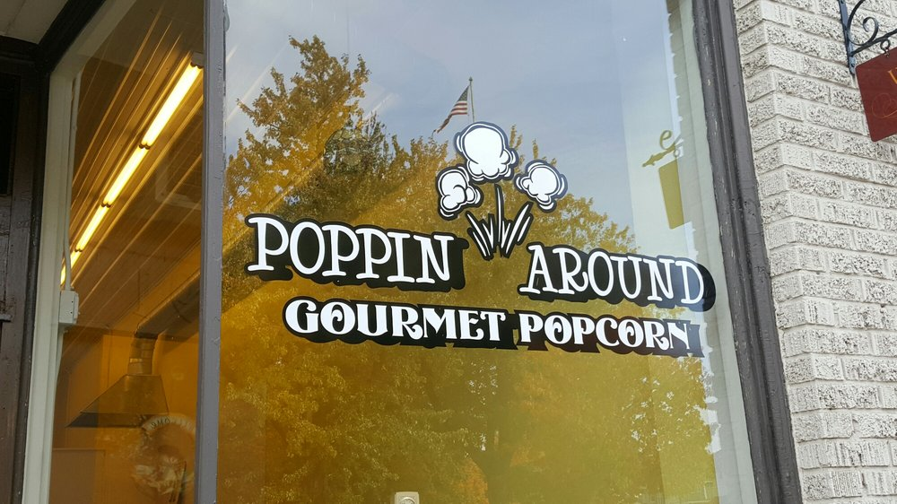 Poppin Around Gourmet Popcorn: 5491 Liberty Ave, Vermilion, OH
