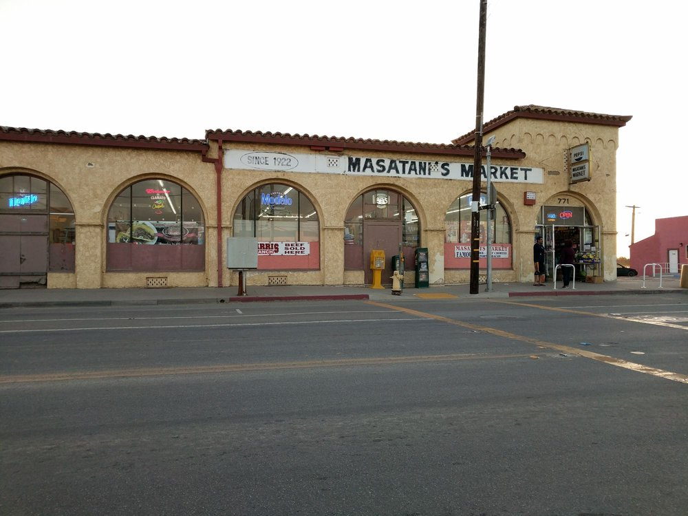 Masatani's Mkt: 771 Guadalupe St, Guadalupe, CA