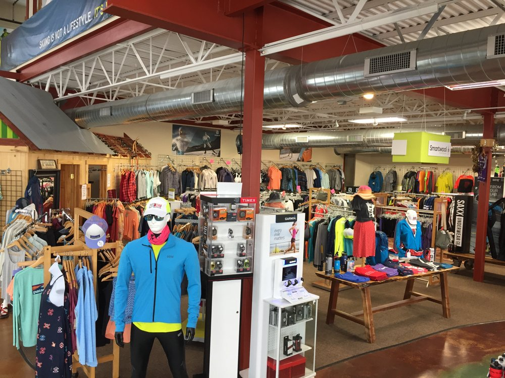 Gear West Cross Country Ski and Run: 1786 W Wayzata Blvd, Long Lake, MN