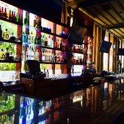 Entering The Tiki Photo Of Seaside Grill Pompano Beach Fl United States Full Bar