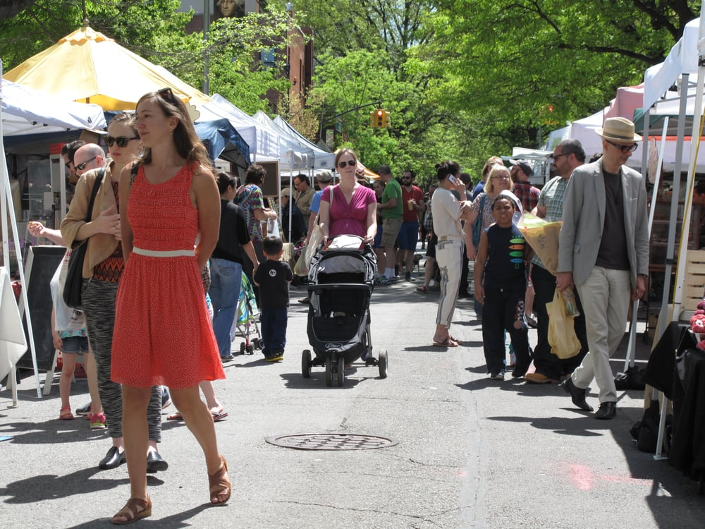 Park Slope's Down to Earth Farmers Market
