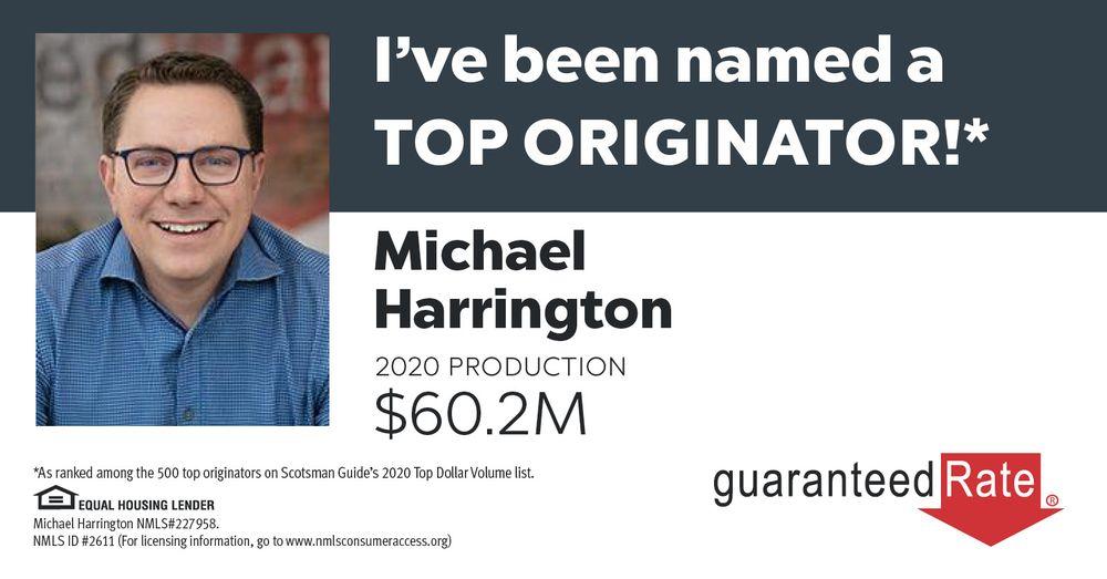 Michael Harrington at Guaranteed Rate