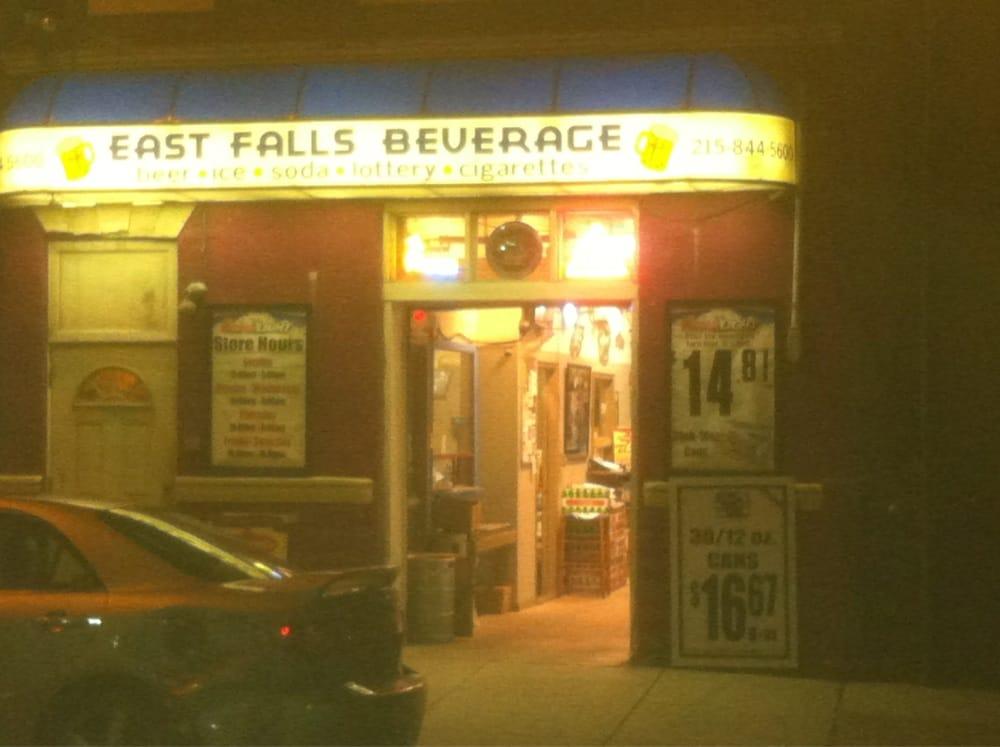East Falls Beverage