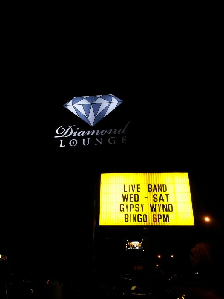 Diamond Lounge: 1607 Demers Ave, Grand Forks, ND