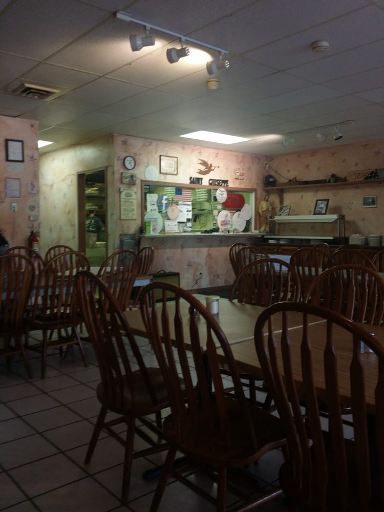 St Giuseppe's Pizza: 363 Avenue Of The Cities, East Moline, IL