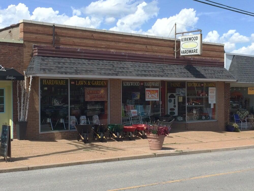 Kirkwood Hardware: 139 W Jefferson Ave, Saint Louis, MO