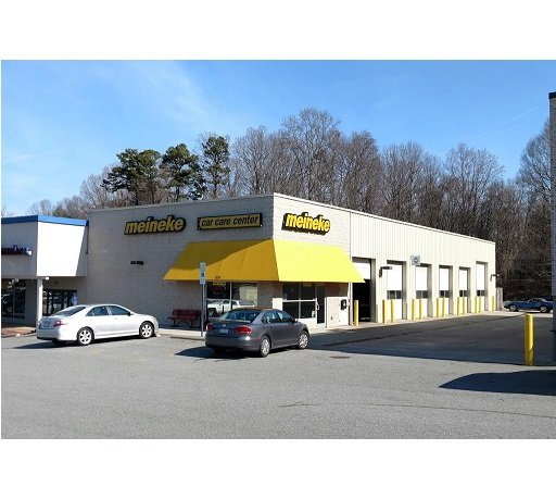 Meineke Car Care Center: 2689 Lewisville-Clemmons Rd, Clemmons, NC