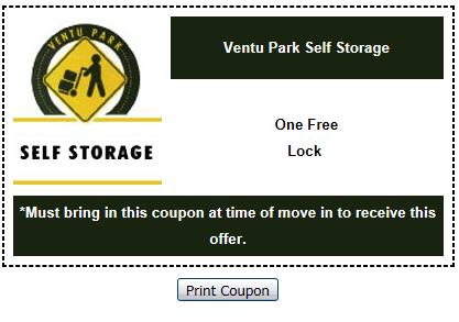 Ventu Park Self Storage 1166 Newbury Rd Ca Phone Number Yelp