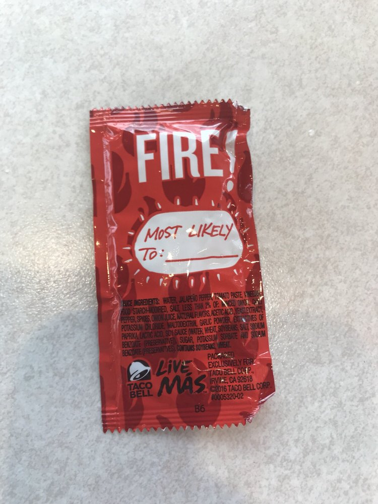 Taco Bell: 2707 F NW, Childress, TX