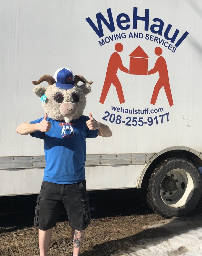 We Haul Moving And Services: Sandpoint, ID
