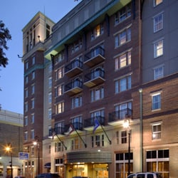 Photo Of Holiday Inn Express Savannah Historic District Ga United States
