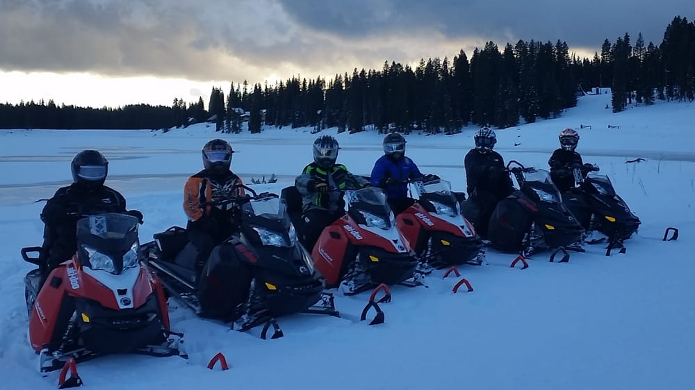 Grand Mesa Adventures: 21161 Baron Lake Dr, Cedaredge, CO