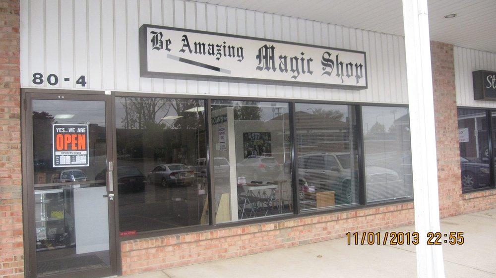 Be Amazing Magic Shop