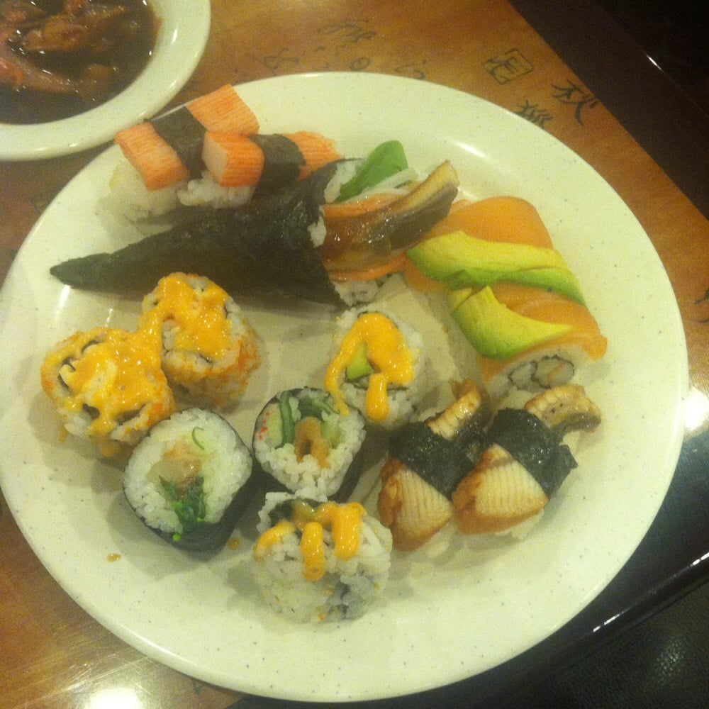 More Optiond From The Sushi Bar Yelp
