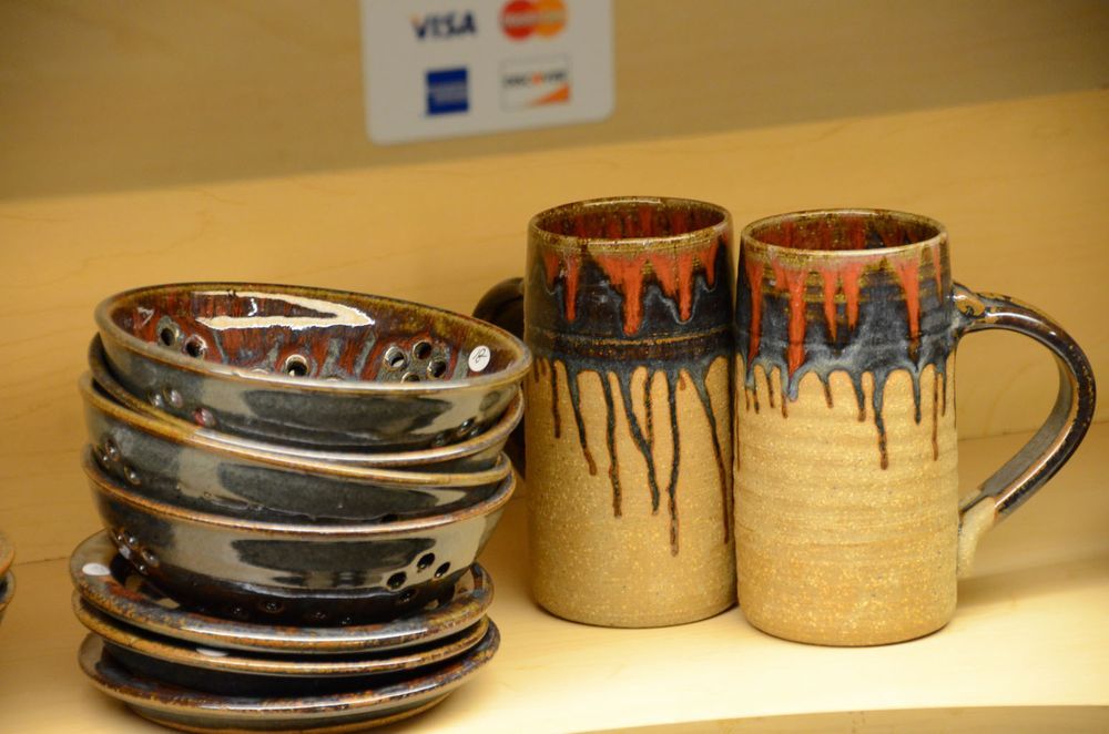 Beaver Creek Pottery: 10000 Beaver Valley Rd, Belvidere, IL