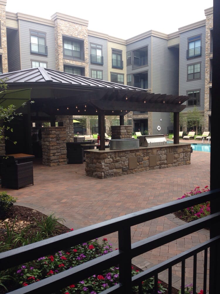 The Enclave At Brookside Apartment Homes Tulsa Ok