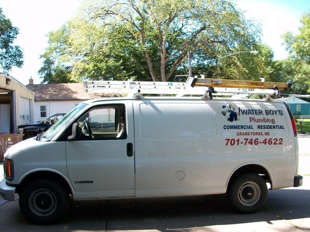 Water Boys Plumbing Service: 1723 Dyke Ave, Grand Forks, ND