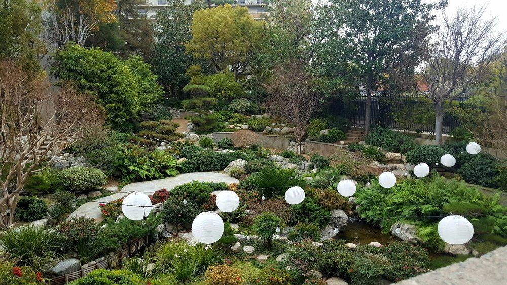 Photos for James Irvine Japanese Garden - Yelp