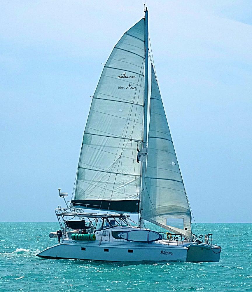 Tortuga Sailing Adventures: 7009 Shrimp Rd, Key West, FL