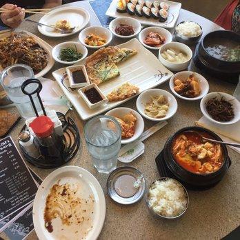 Korean Restaurant Ofallon Il