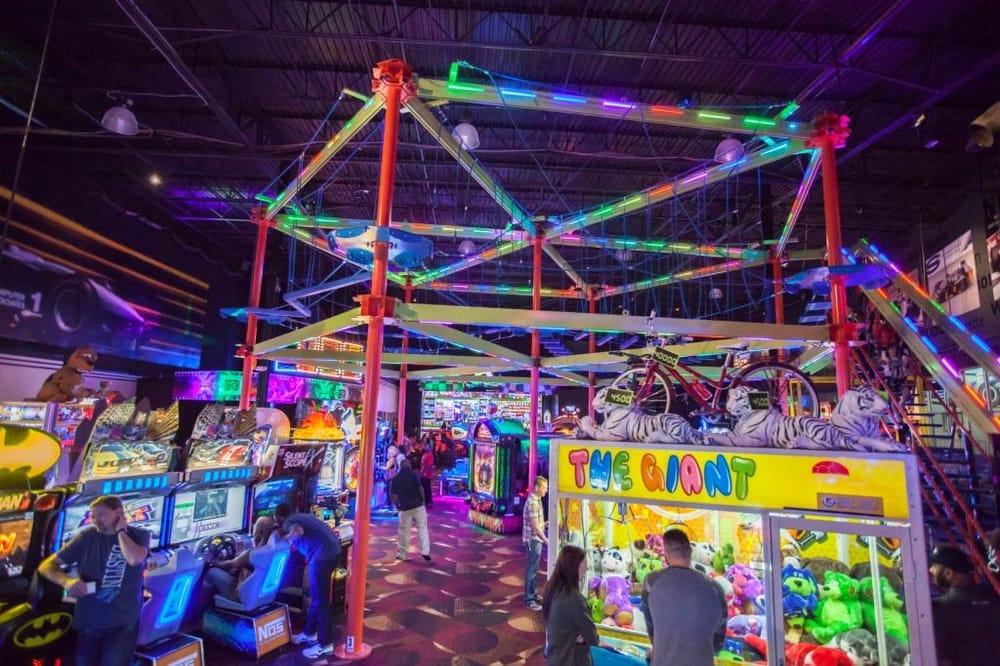 Andretti Indoor Karting & Games Marietta – Serious Fun