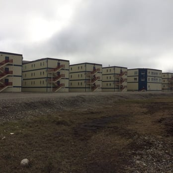 Photo Of The Aurora Hotel Prudhoe Bay Ak United States Back