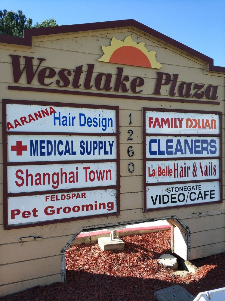 Westlake Plaza Shopping Center