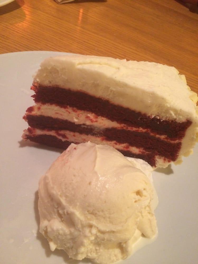 Red Velvet Cake Happy Birthday To Me Yelp