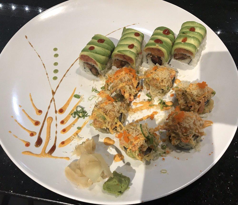 Mizu Japanese Restaurant: 18089 Garland Groh Blvd, Hagerstown, MD