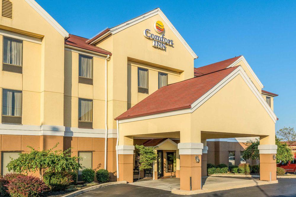 Comfort Inn Airport Turfway Road: 7454 Turfway Rd, Florence, KY