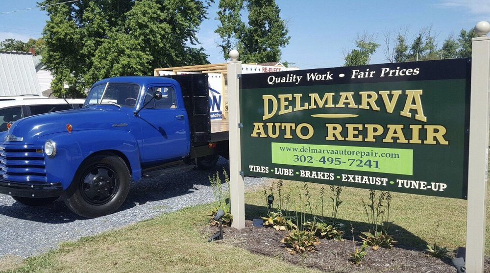 Delmarva Auto Repair: 108 N Church St, Greenwood, DE