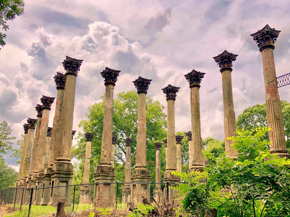 Windsor Ruins: 15095 Rodney Rd, Port Gibson, MS