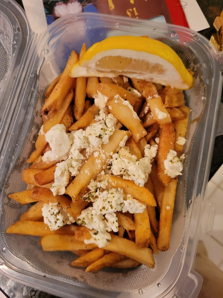 Food from Eat Greek
