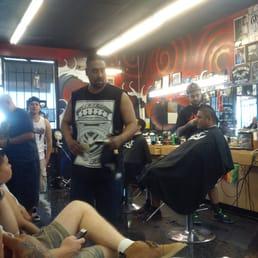 Barber Shop In Anaheim : Mt Zion Barber Shop - 21 bilder & 81 anmeldelser - Barberere - 13089 ...