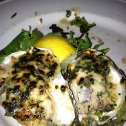 Louie's On The Avenue - Pearl River, NY, United States. Oysters Rockefeller, so good here. Hard to find them made right. Not since Pegasus! So good!