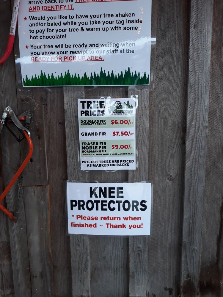 Alpine Meadows Tree Farm: 3585 Valley Hwy, Deming, WA